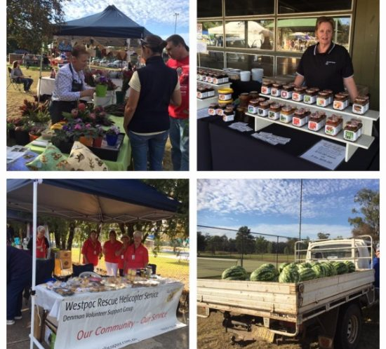 What's on in the Upper Hunter - Denman Farmers & Artisans Market