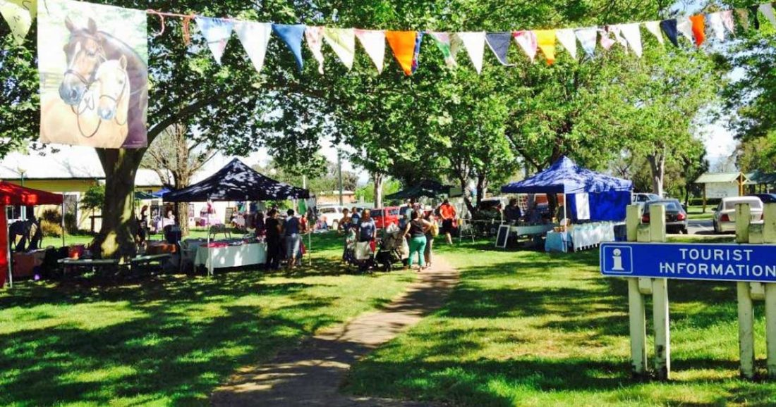 Scone Country Markets - Whats on Upper Hunter - Events Upper Hunter