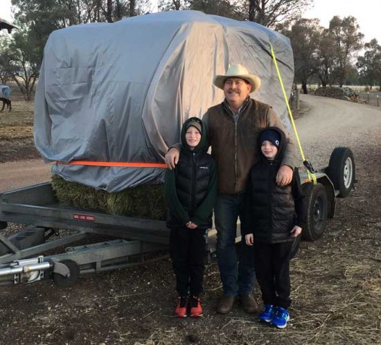Harrison and Cooper Bucknall - Scone NSW - Upper Hunter Events