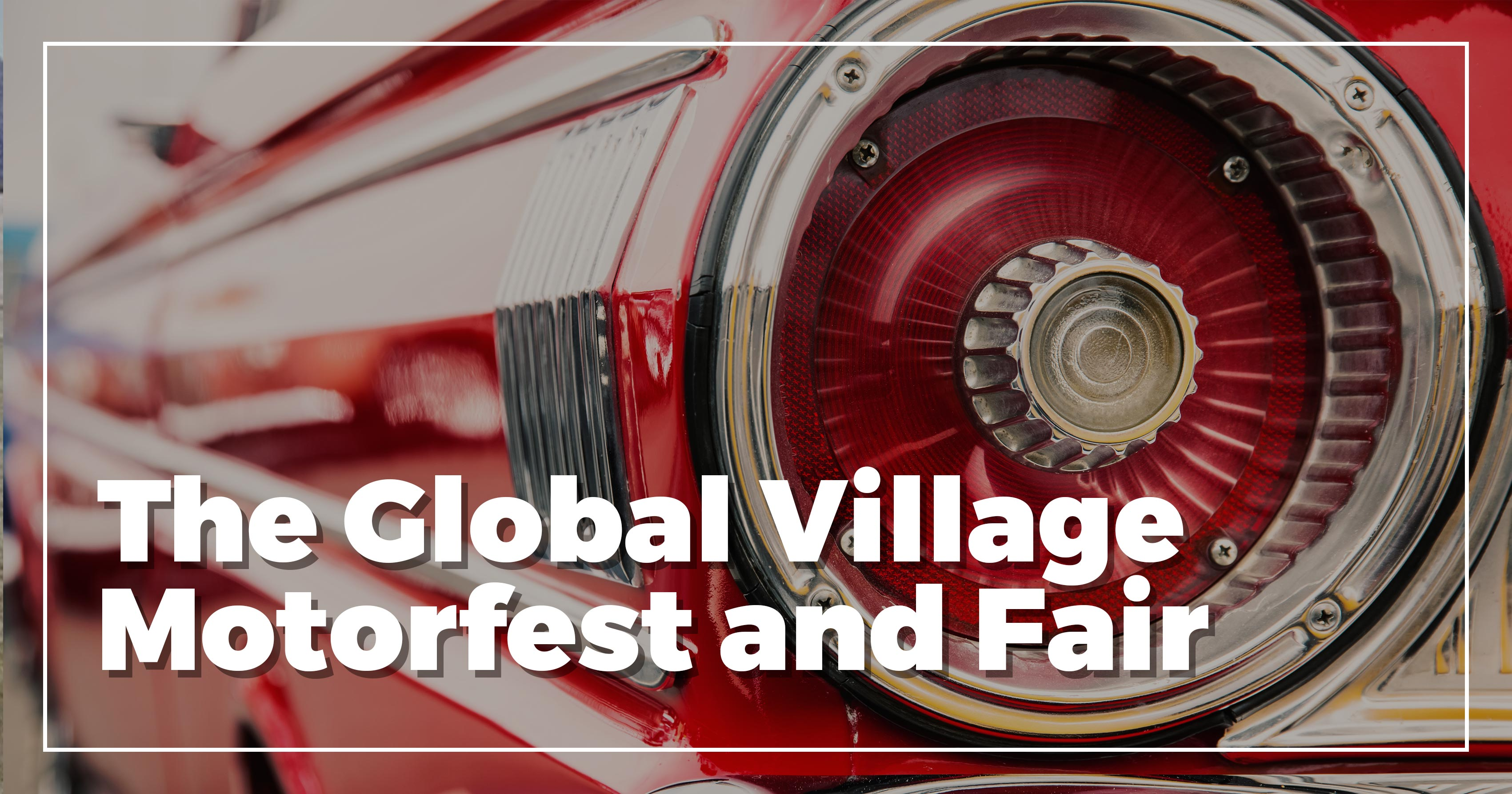 THE GLOBAL VILLAGE MOTORFEST AND FAIR - Upper Hunter Festivals and Events