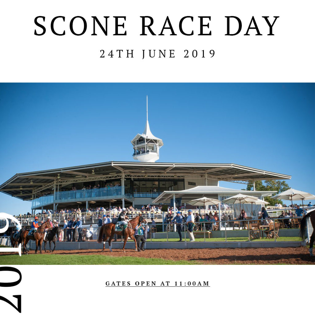 Scone Race Day 24th June 2019 - Scone Race Club - Upper Hunter Events