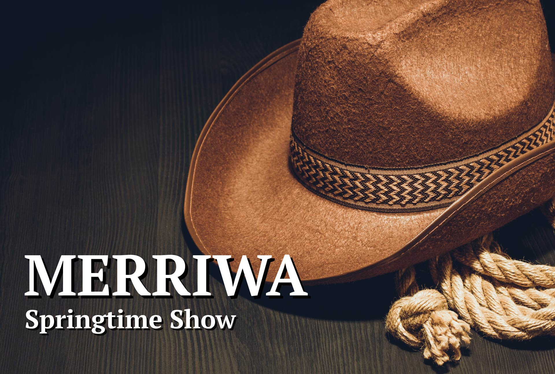 MERRIWA SPRINGTIME SHOW - Upper Hunter Valley Events