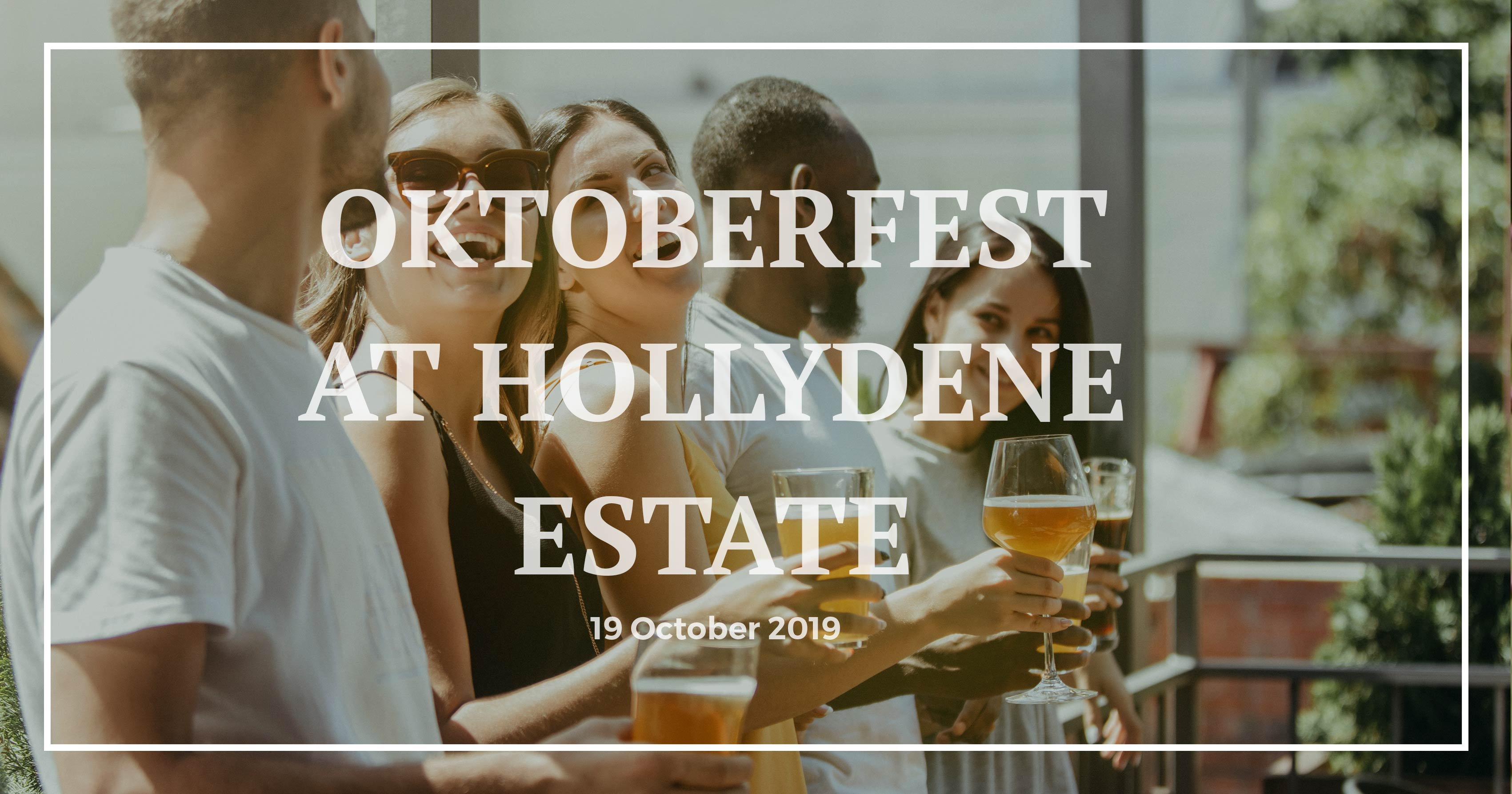 OKTOBERFEST AT HOLLYDENE ESTATE - Upper Hunter Valley Festival and Events