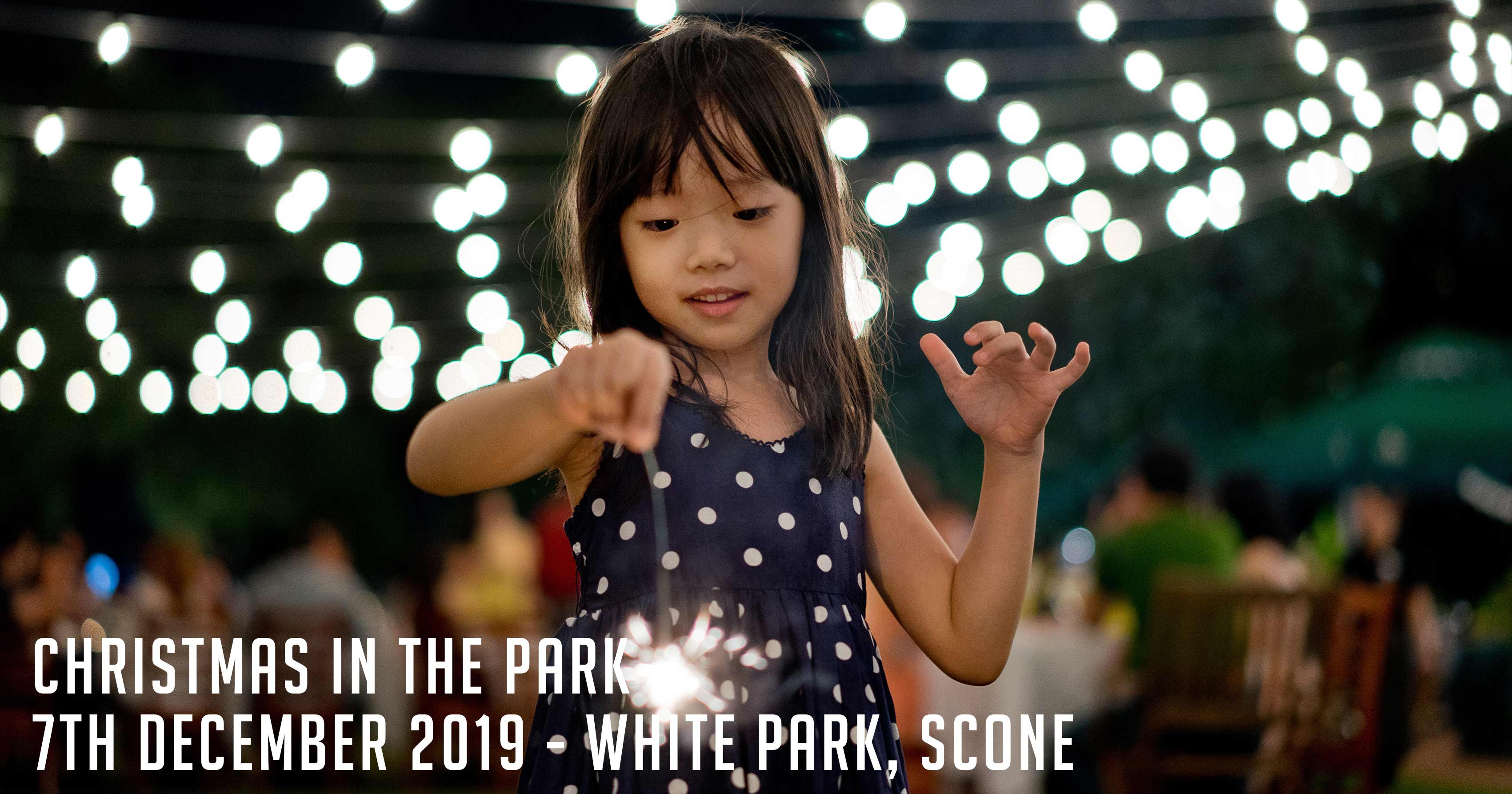 CHRISTMAS IN THE PARK - White Park Scone NSW 2019